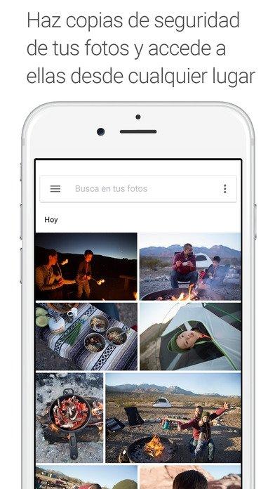 Google Photos iPhone image 5