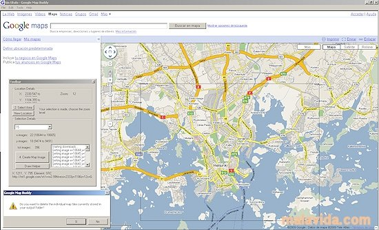Google Map Buddy 1.4 - Download for PC Free on