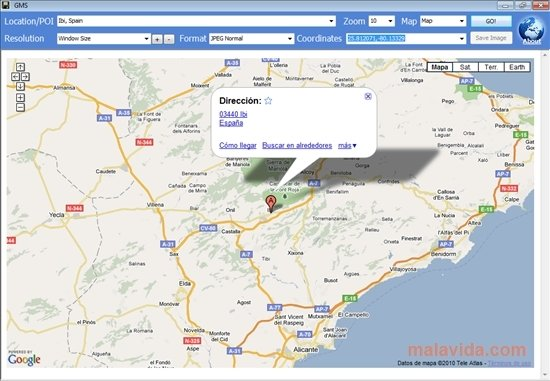 Google Map Saver image 4