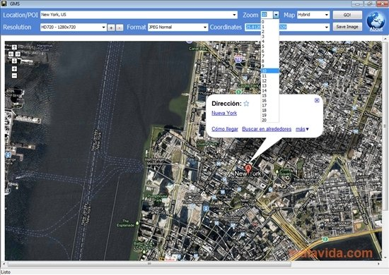 Google Map Saver 1.0.3 - Download für PC Kostenlos on