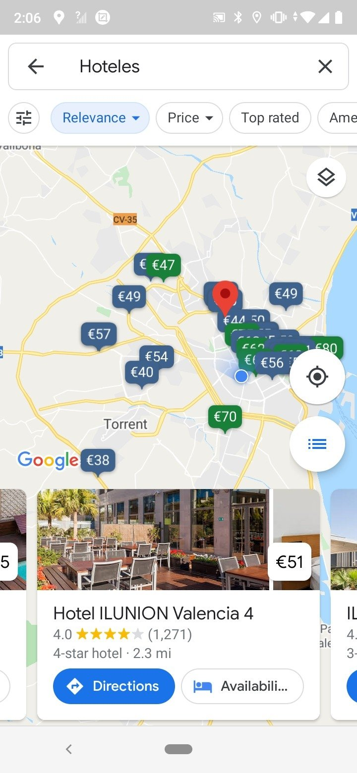 Google Maps 10.21.0 - Download for Android APK Free on
