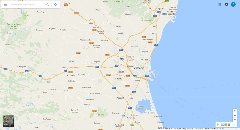Google Maps Webapps image 8