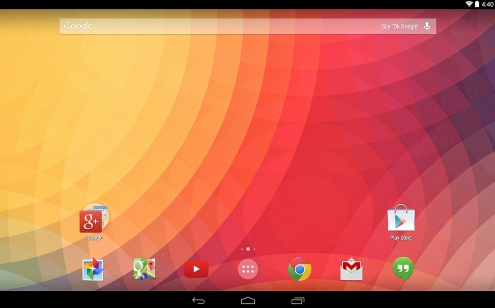 Google Now Launcher Android image 8