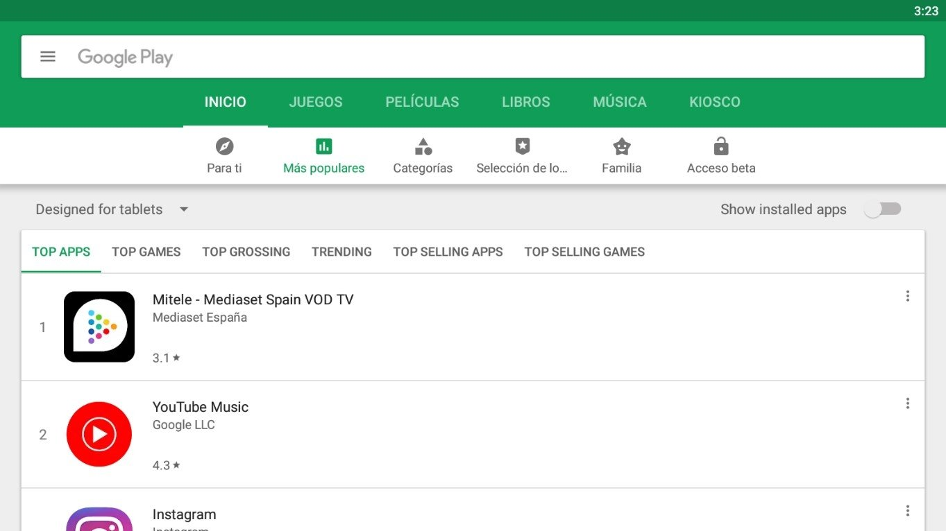 Google Play 16 5 15 - Download for PC Free