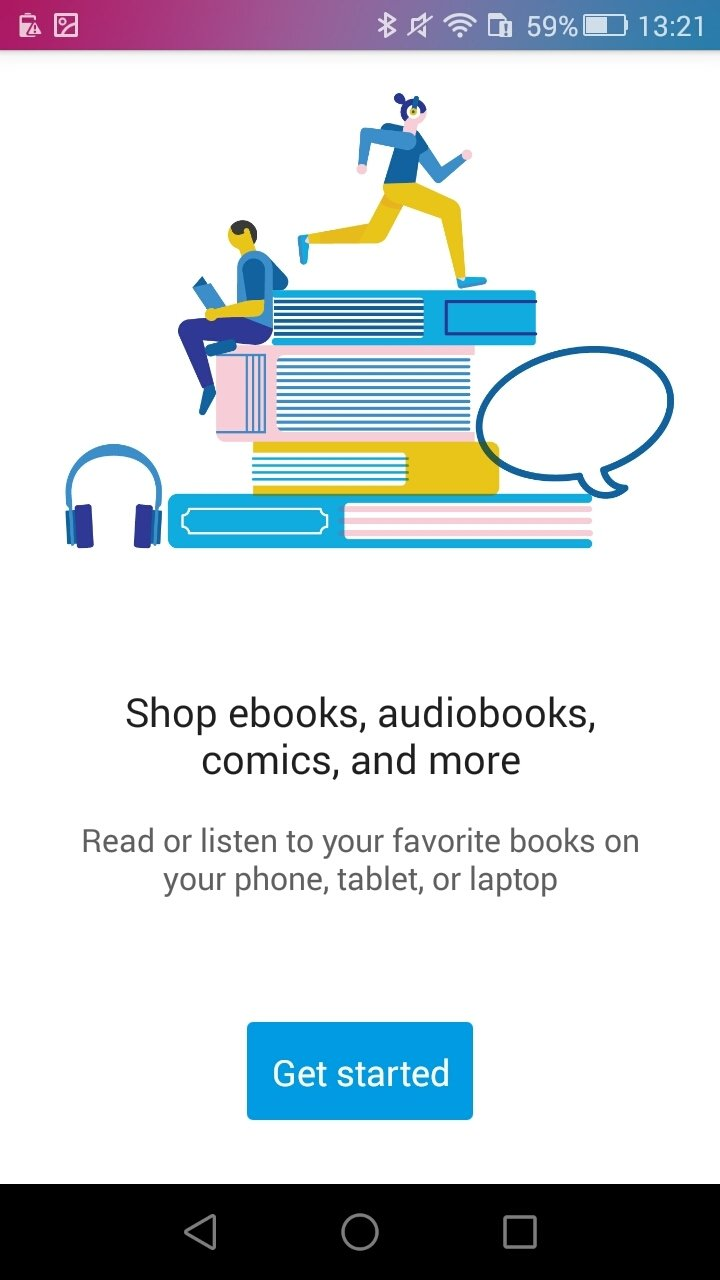 Google Play Books Android image 8