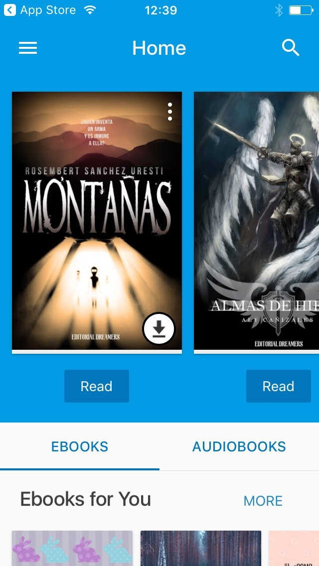 Google Play Books iPhone image 5