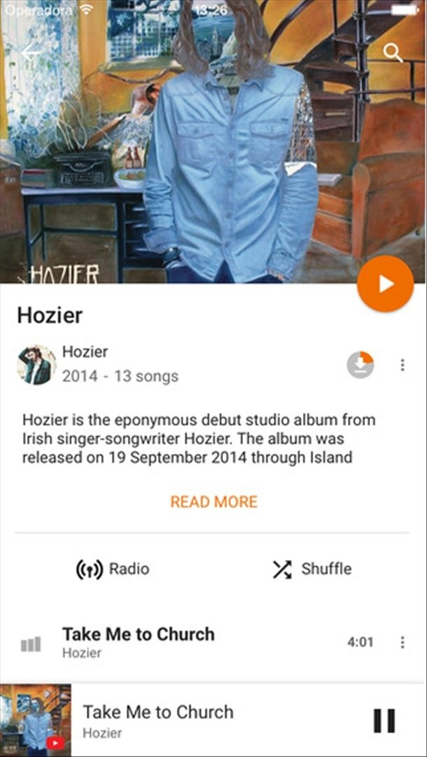 Google Play Music iPhone image 5