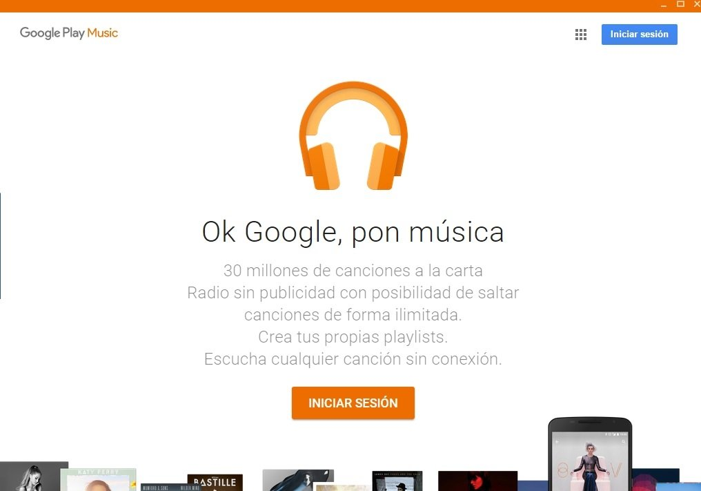 Google Play Music 4 6 1 - Descargar para PC Gratis