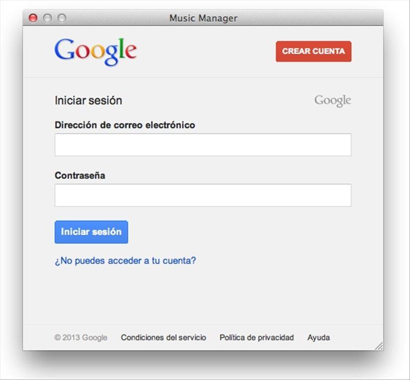 Google manager