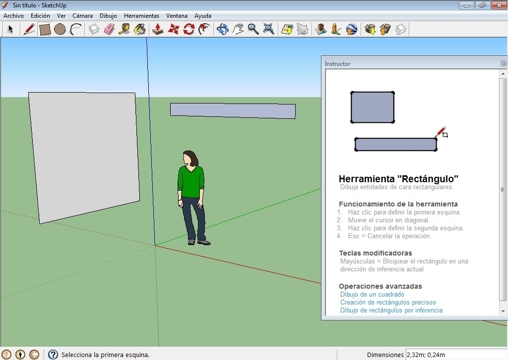 Download google sketchup 8 gratis in italiano for Cad 3d free italiano