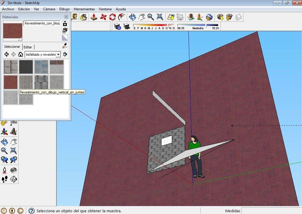 Programa dise o de jardines 3d gratis sketchup casa dise o for Casa moderna sketchup download