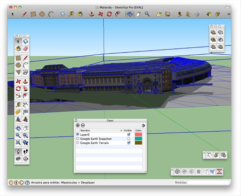 SketchUp Pro 2019 - Download for Mac Free