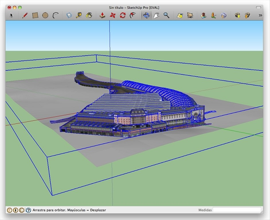 sketchup pro free download for mac