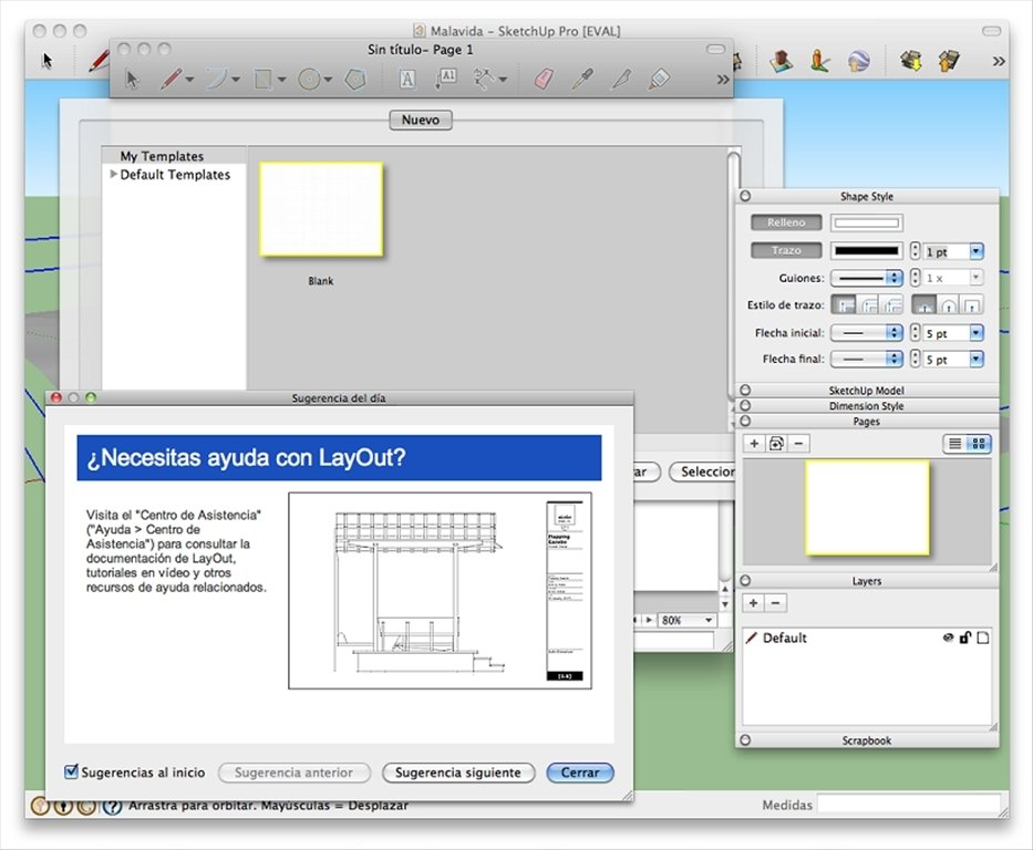 download sketchup pro for free