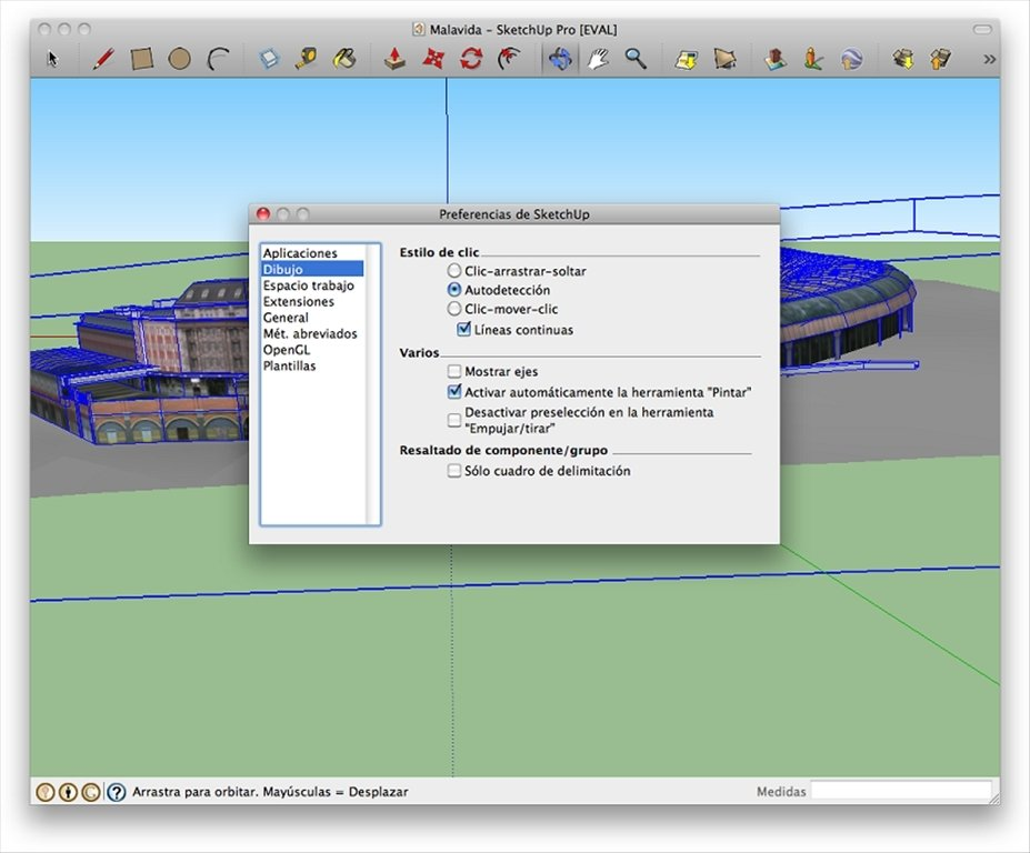 sketchup free download for mac