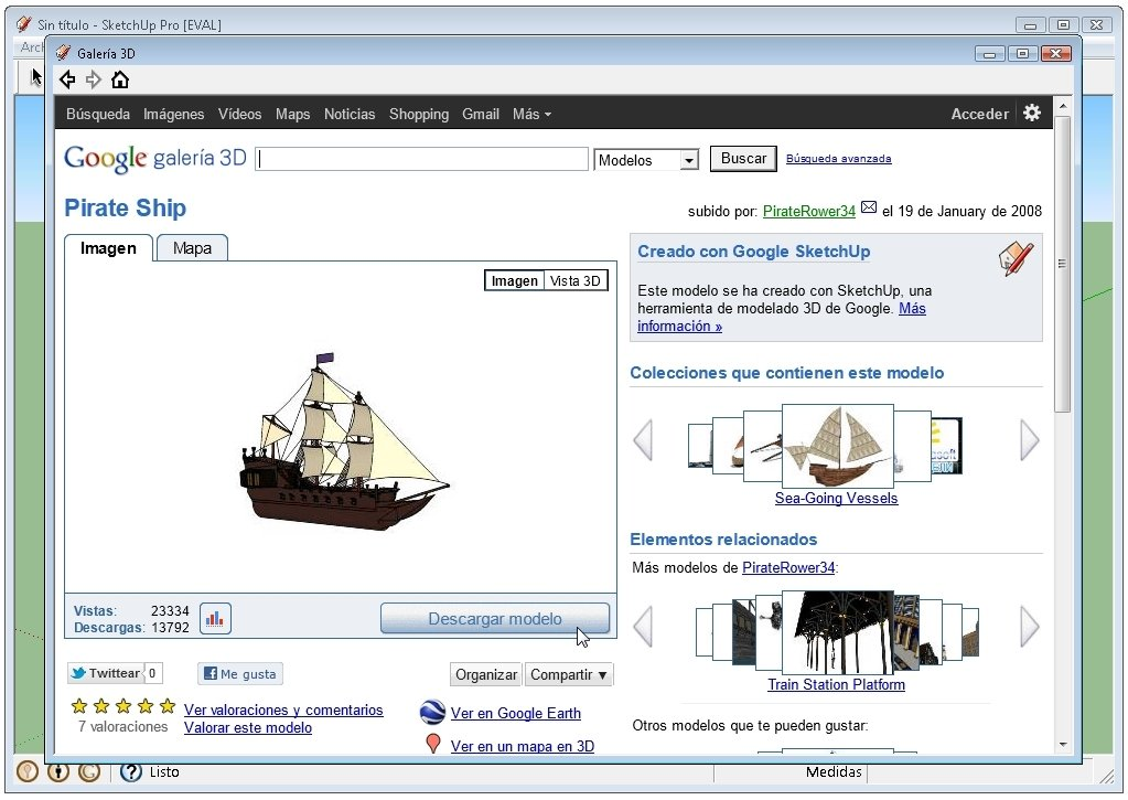 Standardinstalsea blog descargar sketchup gratis en espanol fandeluxe Image collections