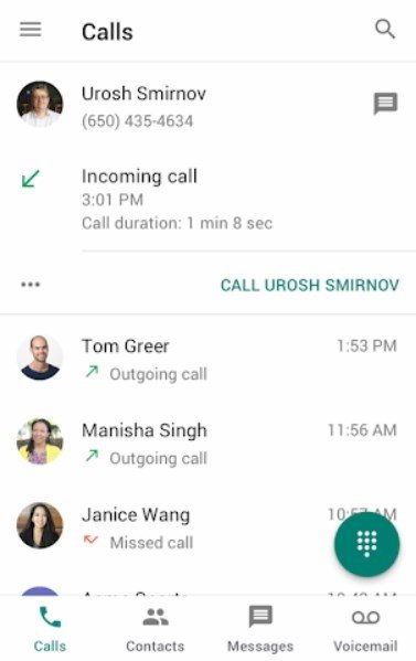 Google Voice 2019 36 266456918 - Download for Android APK Free