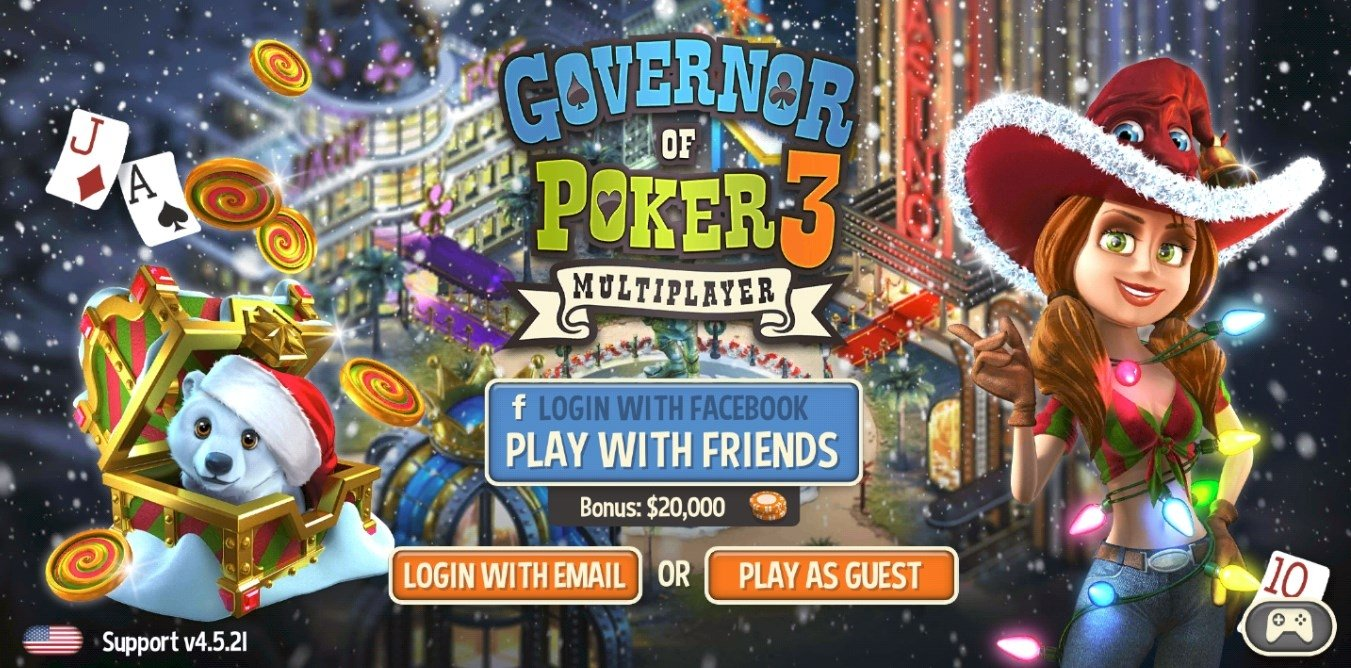 Governor of Poker 3 5.2.3 - Download for Android APK Free