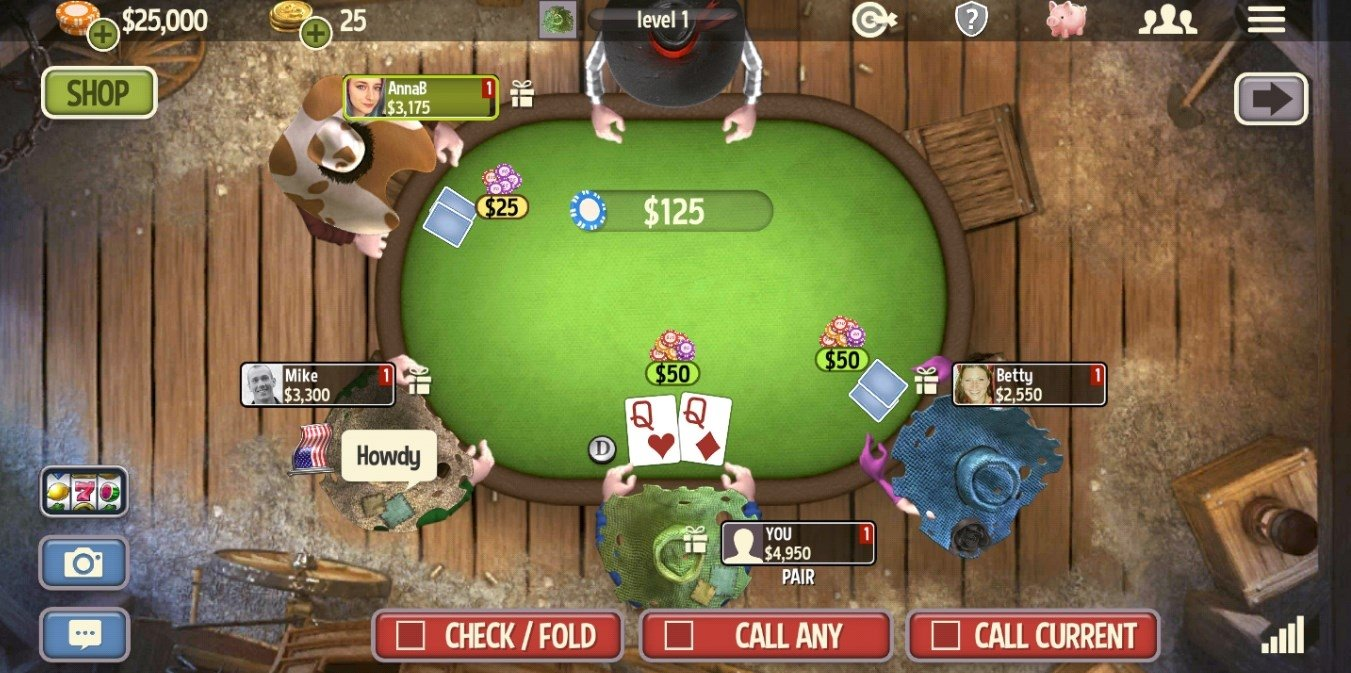 Governor Of Poker 3 7 6 0 Download For Android Apk Free