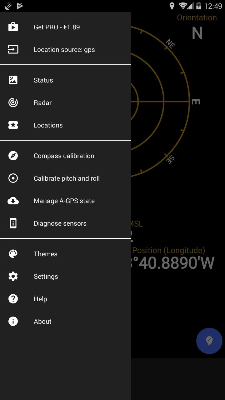 GPS Status 9 0 183 - Download for Android APK Free