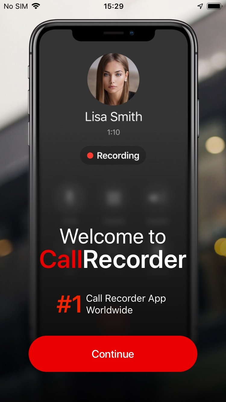 Enregistrement des appels Gratuit pour iPhone iPhone image 6