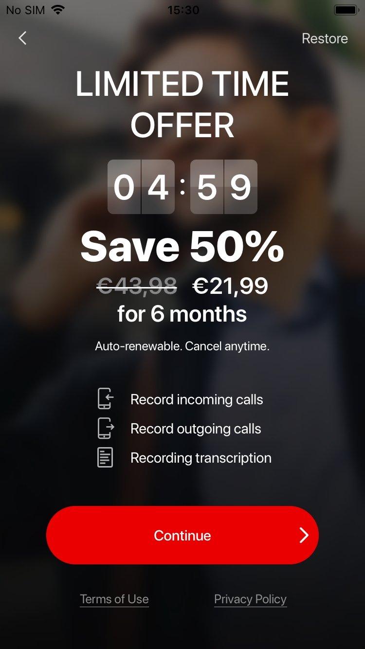 iphone chiamate gratis
