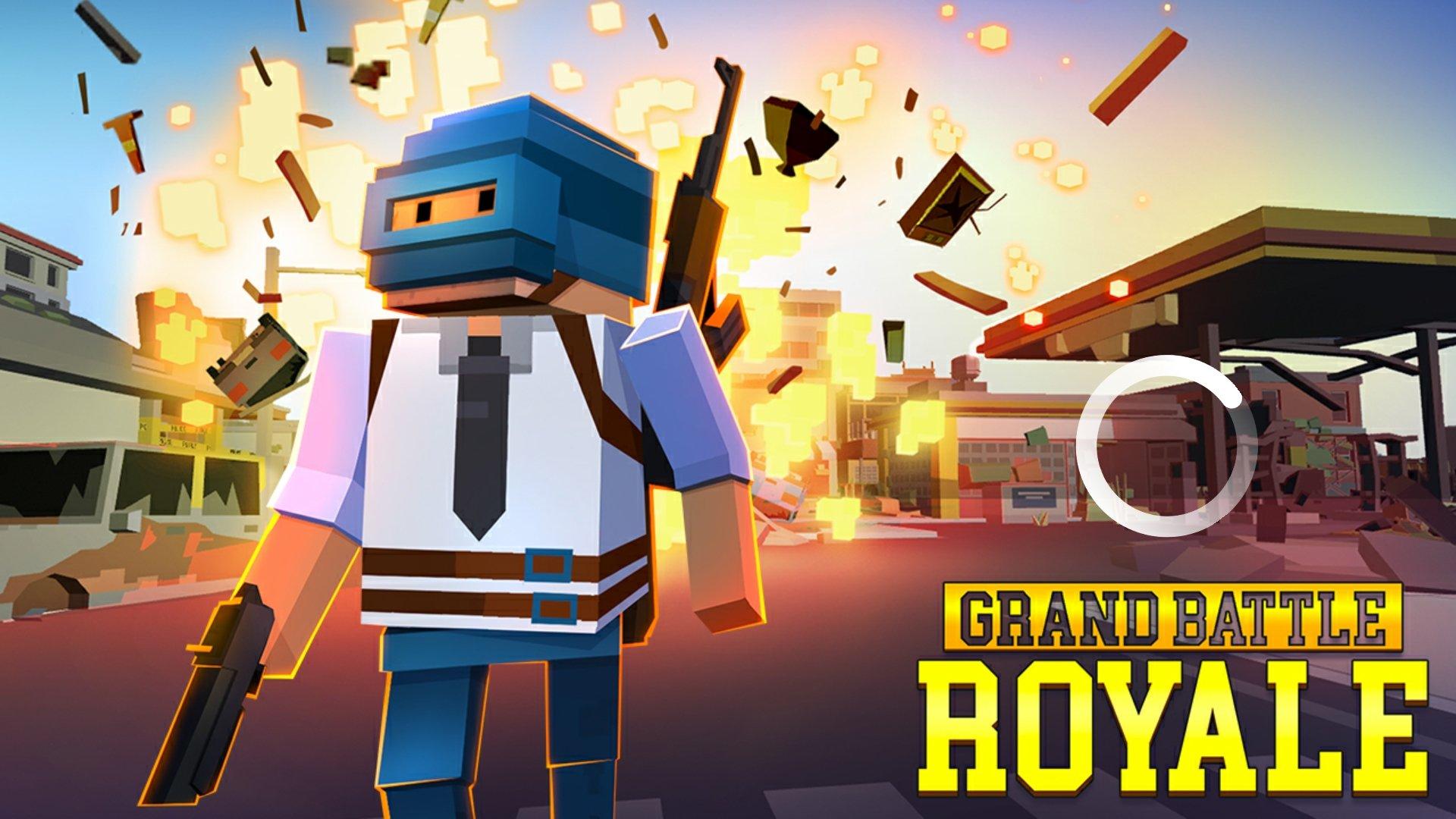 Grand Battle Royale 3 3 5 Descargar Para Android Apk Gratis