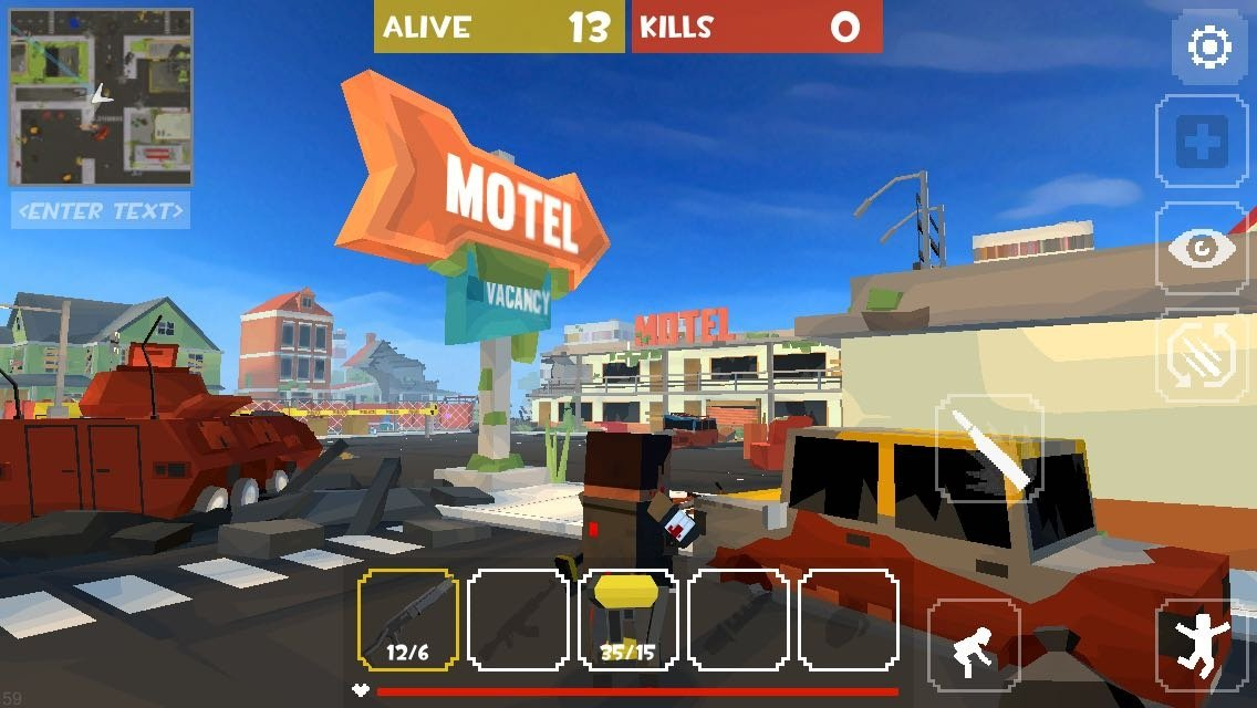 Grand Battle Royale: Pixel War - Download for iPhone Free