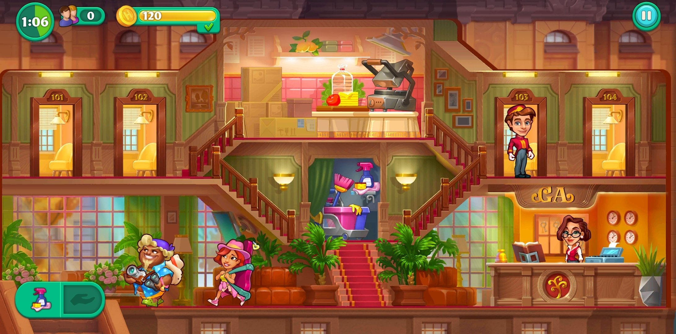 Grand Hotel Mania 1 10 1 4 Download For Android Apk Free