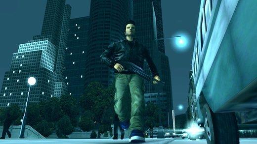 Grand Theft Auto 3 iPhone image 4