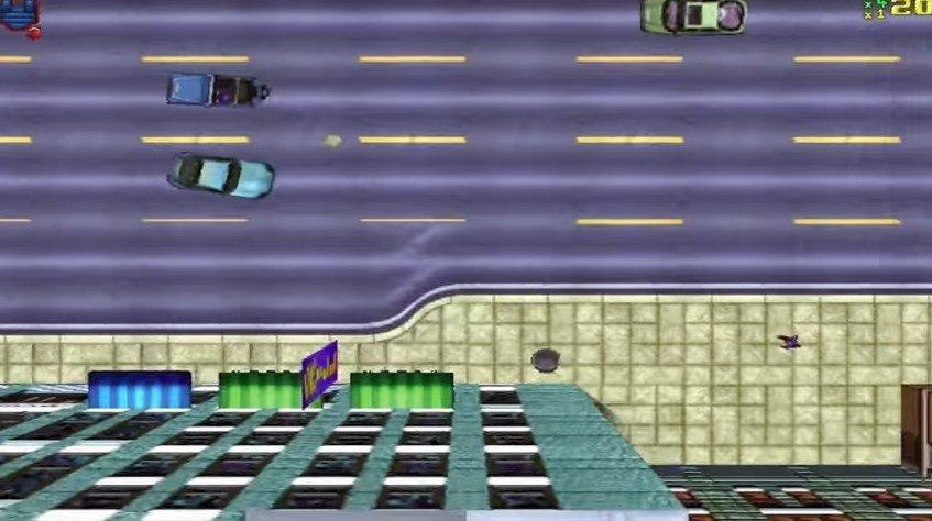 Grand Theft Auto image 4