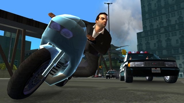 GTA Liberty City Stories - Grand Theft Auto iPhone image 5