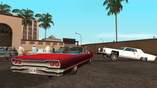 GTA San Andreas - Grand Theft Auto iPhone image 5