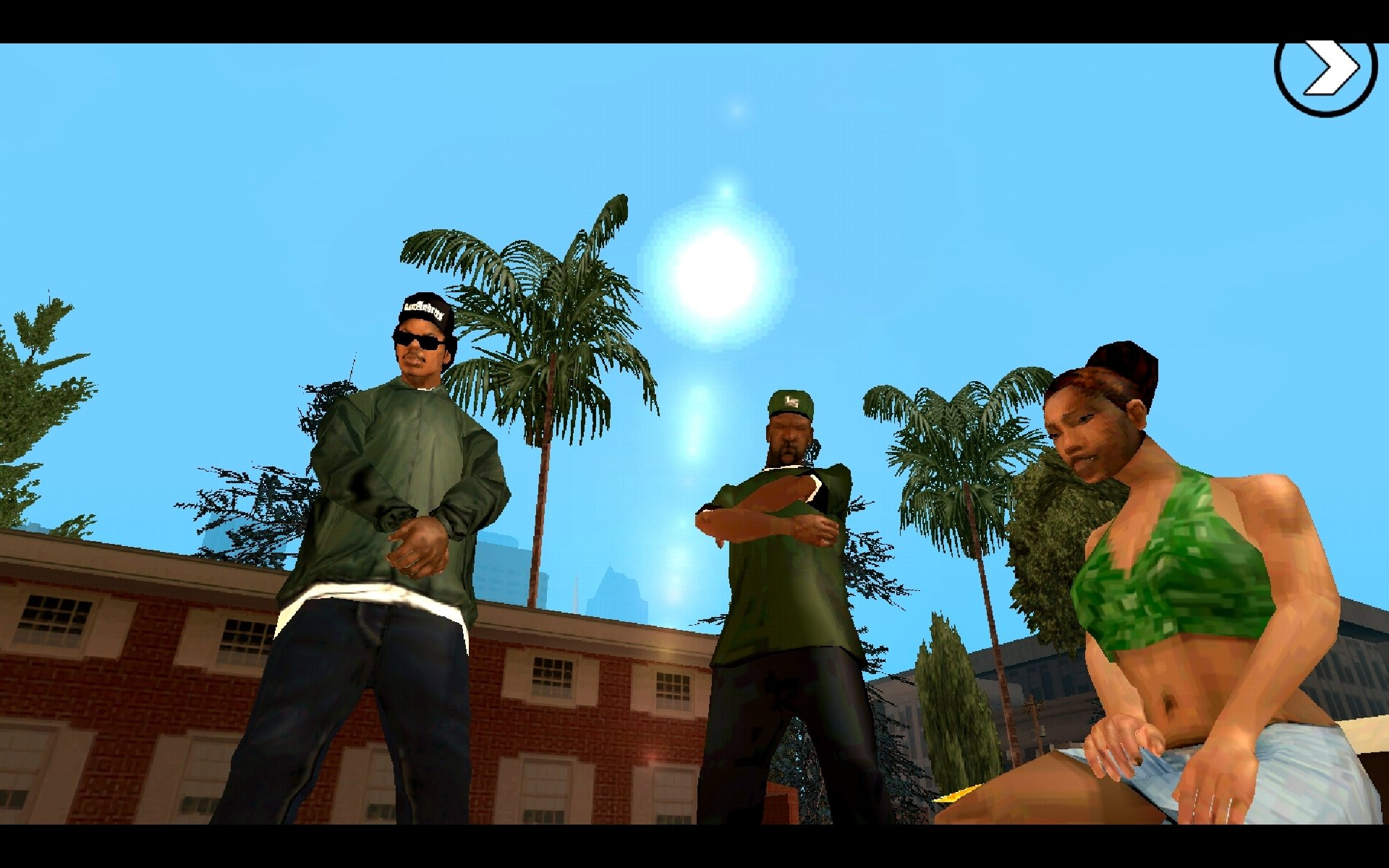 GTA San Andreas - Grand Theft Auto Android image 8