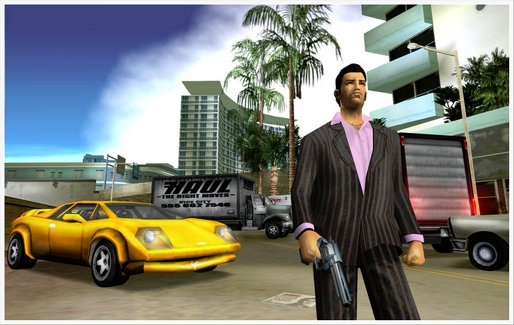 GTA Vice City - Grand Theft Auto Mac image 3