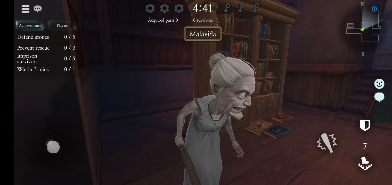 Granny's House 1.240 - Baixar para Android APK Grátis