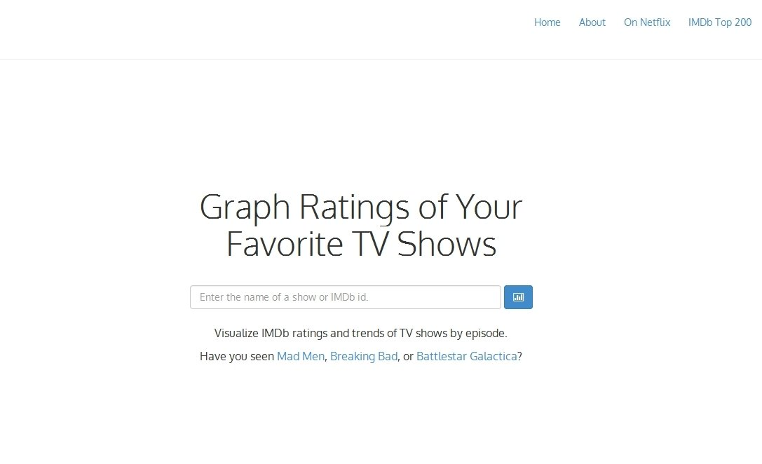 Graph TV Webapps image 4