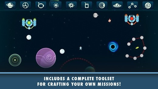 Gravitations iPhone image 5