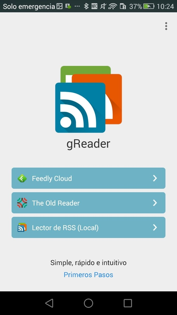 gReader Android image 5