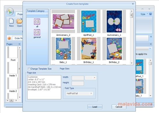 Greeting Card Builder Bild 1 Thumbnail 2