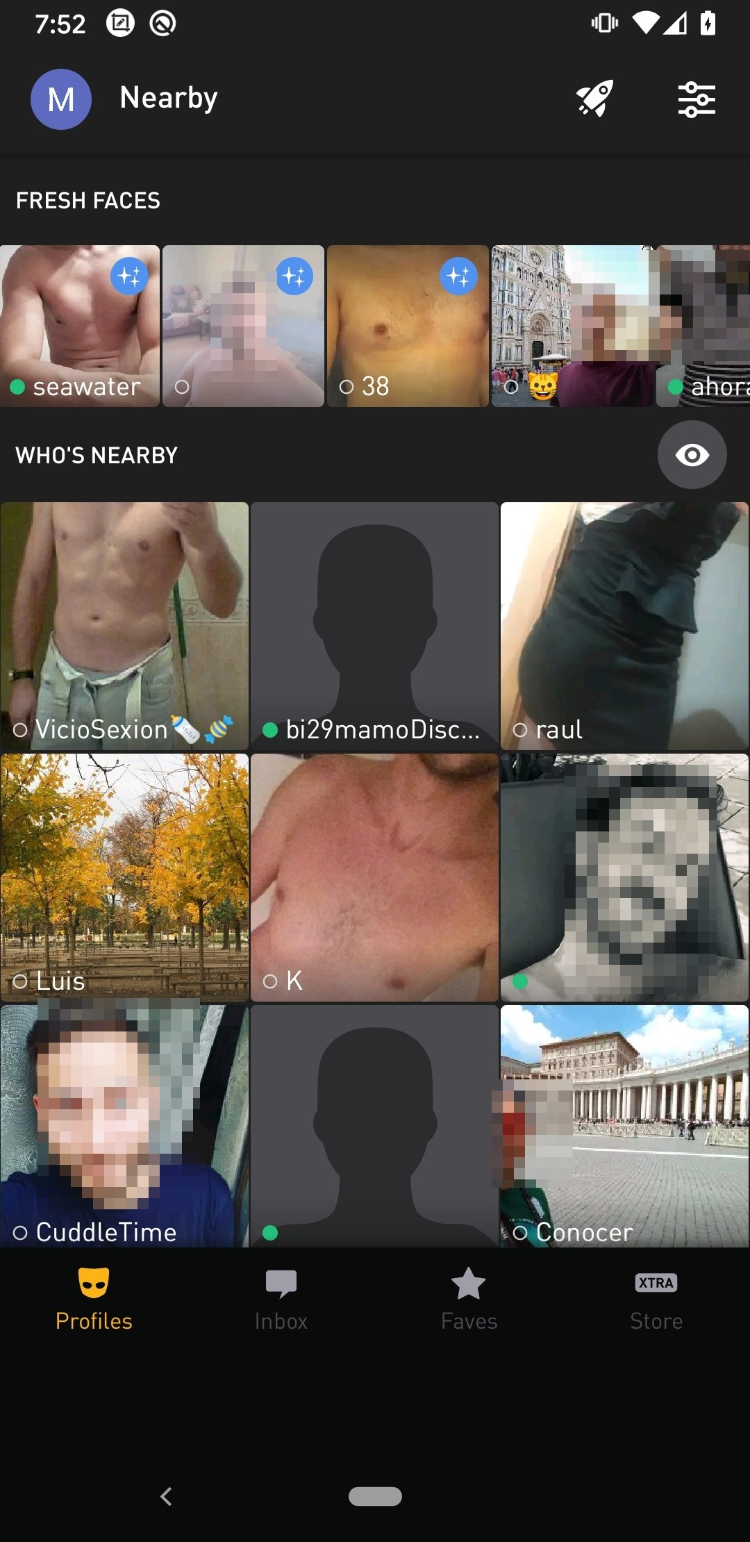 Grindr Android image 5