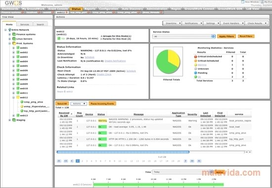GroundWork Monitor Linux image 4