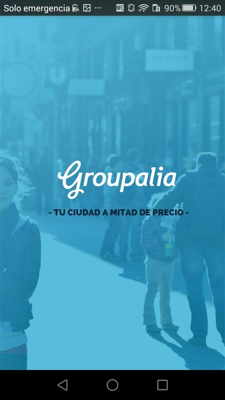 Groupalia Android image 8