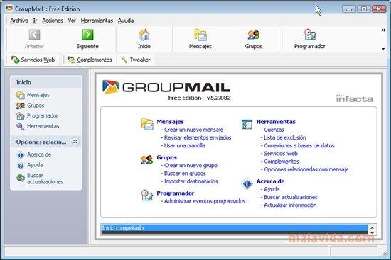 GroupMail image 5