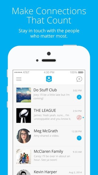 GroupMe iPhone image 5