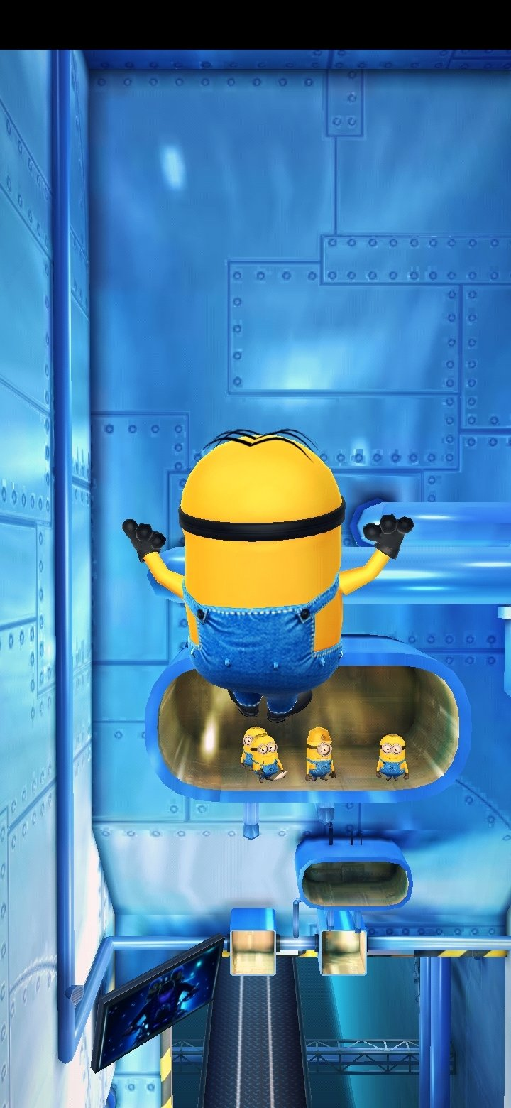 Minion Rush Despicable Me 7 0 1a Download For Android Apk Free