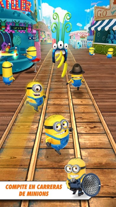 Despicable Me iPhone image 5