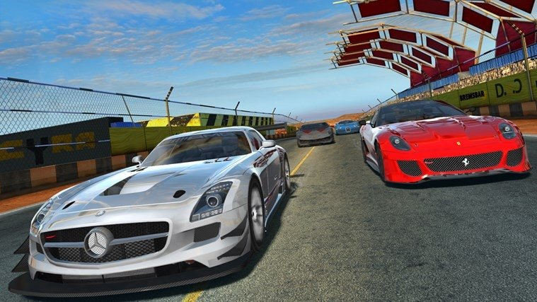 GT Racing 2: The Real Car Experience 1 2 4 14 - Download for