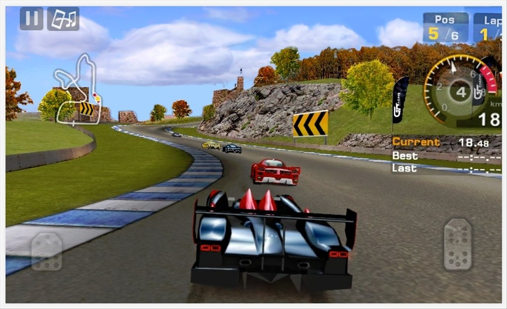 GT Racing: Motor Academy Android image 5