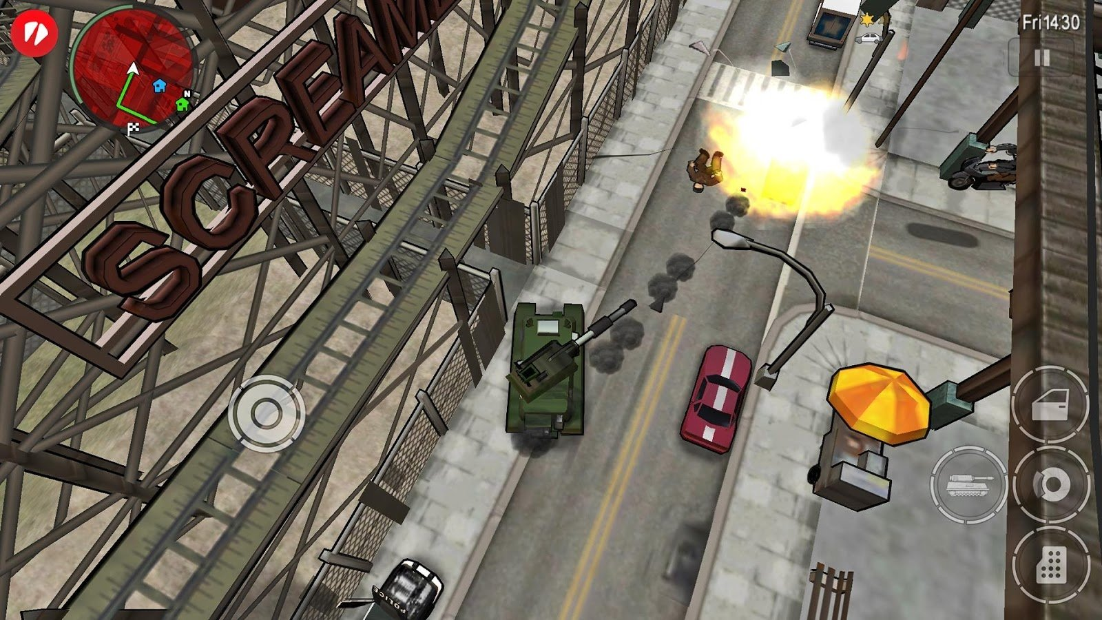 GTA Chinatown Wars Android Apk Data + MOD 1.0 Android